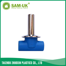 PPR concealed valve for both hot and cold water