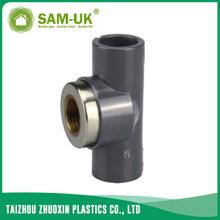 PVC copper tee Schedule 80 ASTM D2467