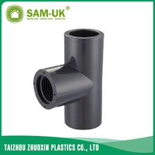 PVC female pipe tee Schedule 80 ASTM D2467
