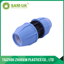 pp pe compression hdpe pipe fittings irrigation for water supply