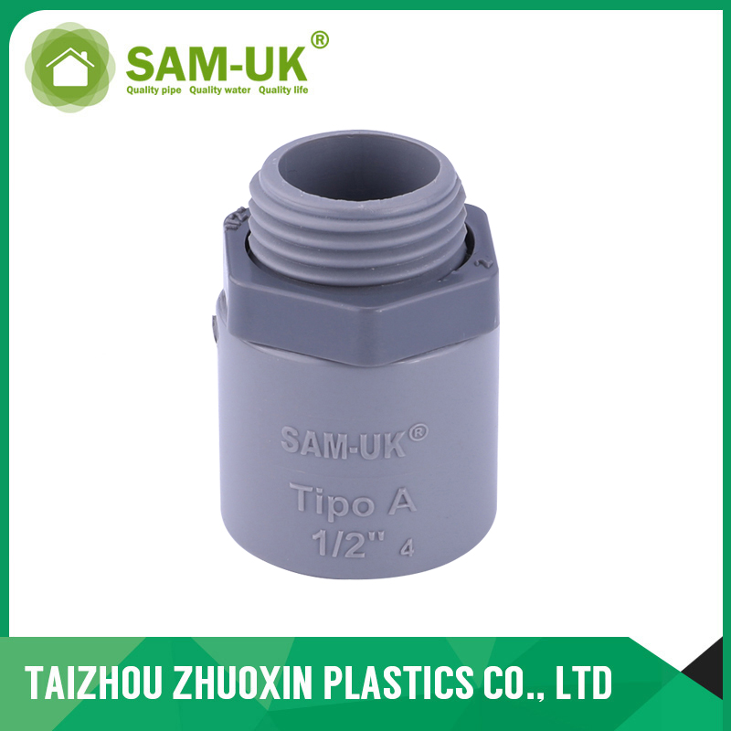 ASTM PVC Conduit Male Conector