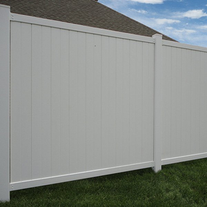 Privacy Fence (Pre-built)