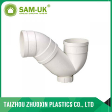PVC P-trap for drainage water
