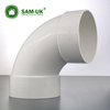 schedule 40 long radius PVC pipe elbow fittings for building