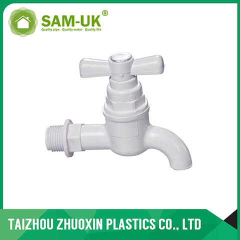 PVC taps for water plumb