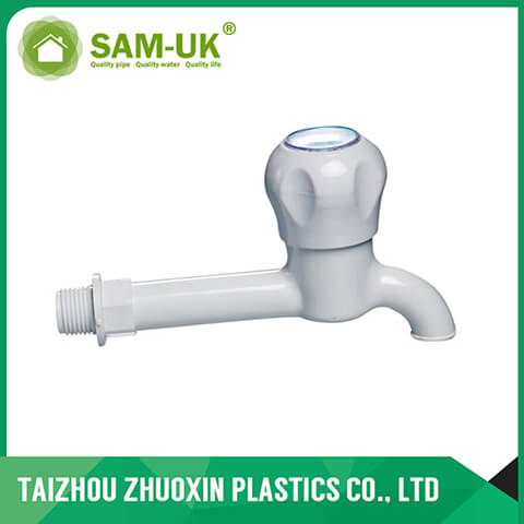 PVC long taps for water supply