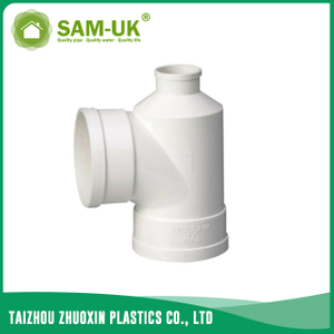 PVC bottle neck tee for drainage water