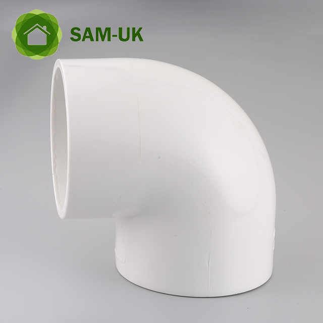 High Pressure Schedule 40 PVC Pipe Elbow Fitting for Building