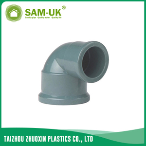 PVC reducing elbow NBR 5648