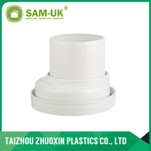 AS-NZS 1260 standard PVC PAN CONNECTOR (OFFSET)